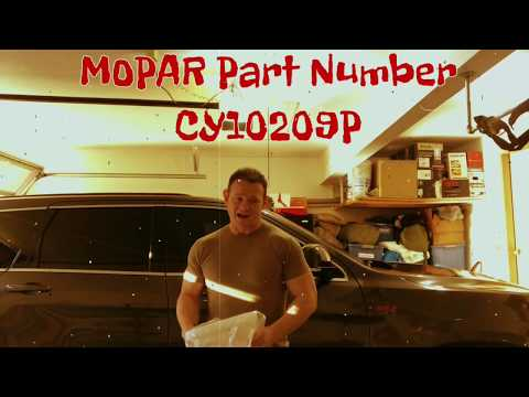 How to Change Cabin Air Filter in 2011-2017 Jeep Grand Cherokee