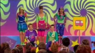 Hi-5 The Dancing Bus (Let's do it) Series 12 2010