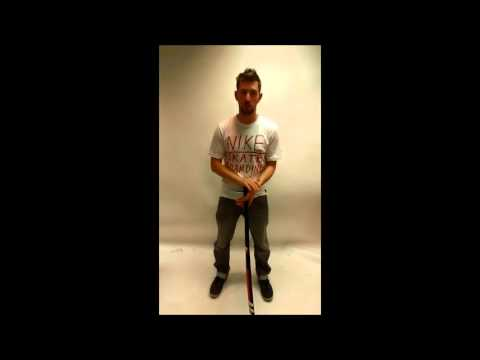 Intersport Tony Pryce How To Get The Correct Size Hockey Stick   Adults