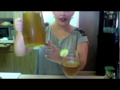 Iced Green Tea !
