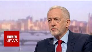 Jeremy Corbyn: I never said we would write off student debt - BBC News
