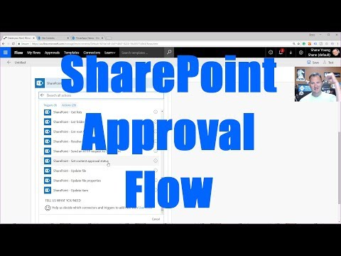 SharePoint Approval Flow
