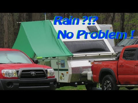 RV Life - Aliner rally fun for anyone ! Learn about RVing.