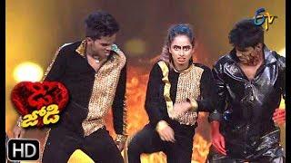Kanha and Keshavi Performance | Dhee Jodi | 15th May 2019    | ETV Telugu