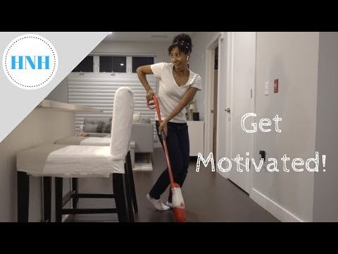 Clean With Me | GETTING MOTIVATED!