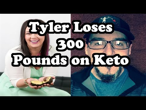 Keto Chat Episode 63: Tyler Cartwright Loses 300 Pounds on Keto