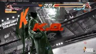 [ENG] Tekken 7 Story Mode (Part 2) (ノಠ_ಠ)ノ ft. @TheEyemanGYR