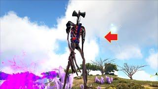 """ARK: Crystal Isles #20 - Có Cả Người Ngoài Hành Tinh """"Bionic Siren Head"""" Xuất Hiện Trong ARK =))"""