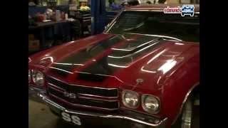 Fast & Furious 4: Chevy Chevelle SS 454 | Edmunds.com