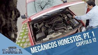Buscamos mecánicos honestos, parte 1   En su propia trampa