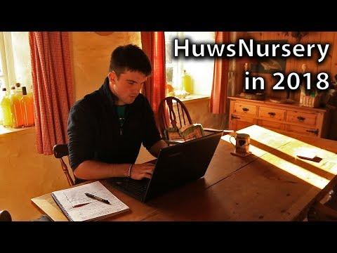 HuwsNursery in 2018