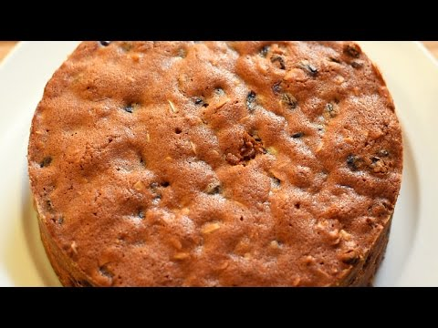 Christmas cake/Plum cake/fruit cake