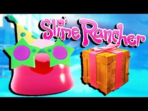Party Slime Gordo! - Slime Rancher Gameplay