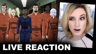 Suicide Squad Hell to Pay Trailer REACTION