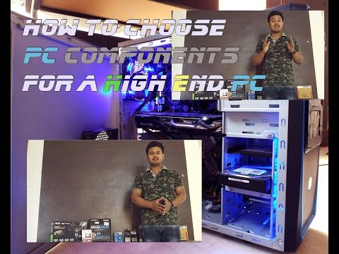 How to choose pc-components for a High-End PC - part1| AdiTheOrigin| July 2015