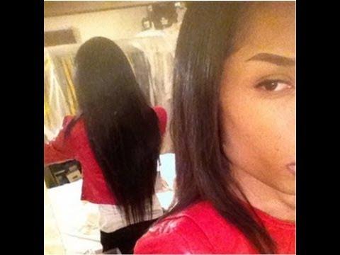 UPDATE : 1 1/2 month update on my SheenasHairEmporium.Com Hair ( Virgin Indian Curly )