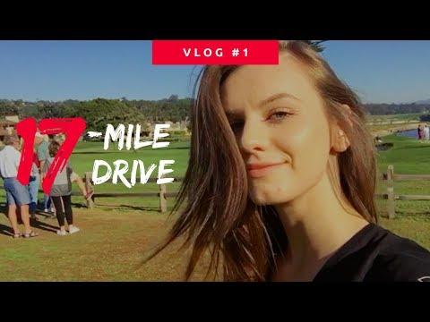 17-Mile Drive l MEL'S VLOG #1