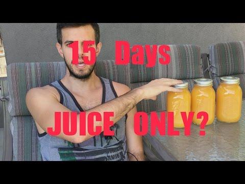John Rose Juice Feast Update Day 15