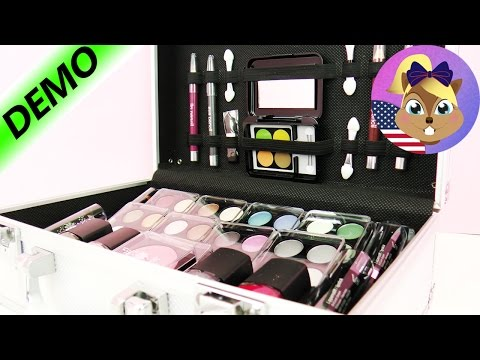 Makeup Kit for kids? | Professional Make-up Case for styling | Review