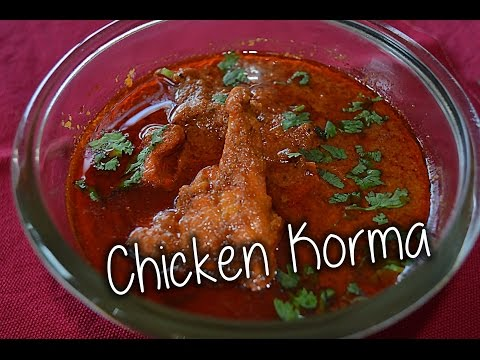 Chicken Korma Recipe By Chef Shaheen