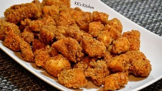 Chicken Popcorn I KFC Style Popcorn Chicken | Spicy Chicken Popcorn| Chicken Snack Recipe