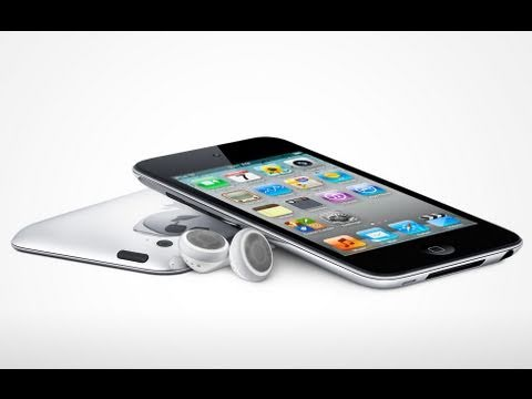 [Unboxing] iPod Touch 4G (with CAMERA)