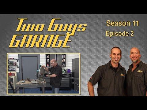 Engine Stand Fabrication | Two Guys Garage | Season 11 | Episode 2