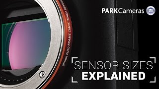 Explained: Camera Sensor Sizes