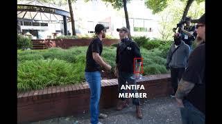 Antifa Maurice Baker