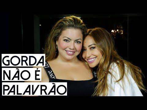 Xxx Mp4 Entrevista Com Fluvia Lacerda Gorda Não é Palavrão Sabrina Sato 3gp Sex