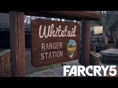 Far Cry 5 Part 14 - Whitetail Park Ranger Station Liberated