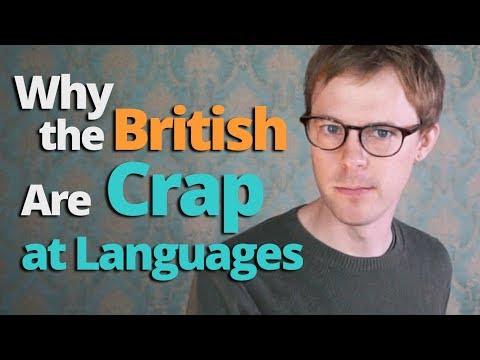 Why Are the British so Crap at Languages?