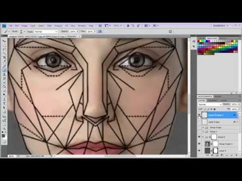 Would the Golden Ratio Mask Work for Esther Honig?