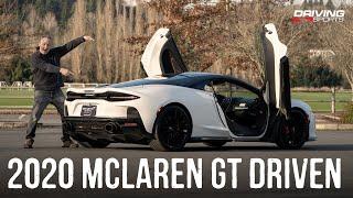 2020 McLaren GT - The InterContinental Ballistic Motorcar