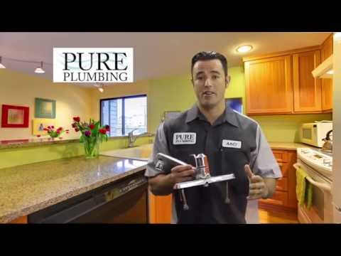 Removing and Preventing Calcium Buildup On Your Faucets - Pure Plumbing Tips