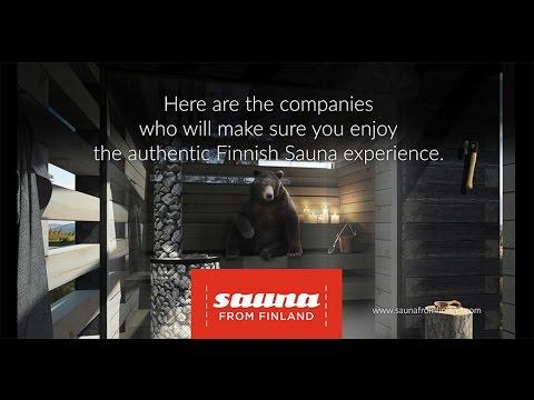 Sauna from Finland