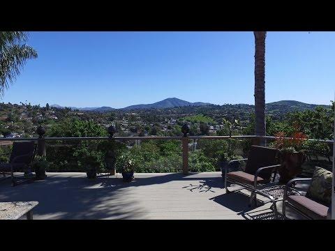 Video Tour 4201 Woodland Drive, La Mesa CA 91941