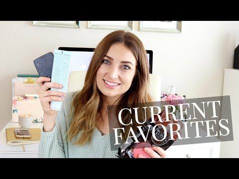 Current Favorites: January 2018 | Kendra Atkins