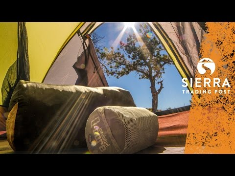 Deflate To Start Your Day - Camping Tip