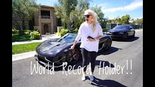WORLD RECORD! The Fastest Production Car | Agera RS