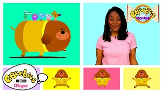 The Wheels On The Bus with HEY DUGGEE and CBeebies House Presenters!