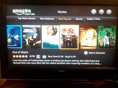 Amazon for wii