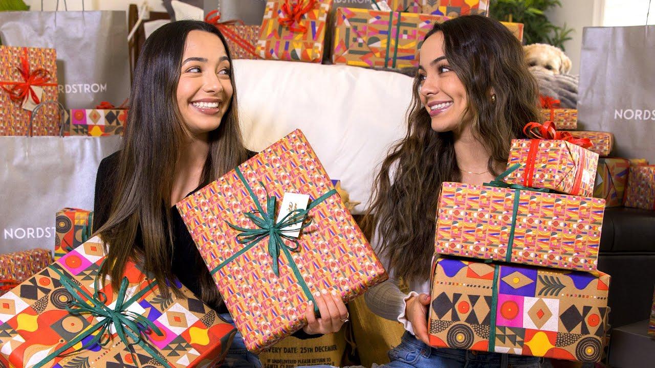HUGE Twins Swap Gift Exchange - Merrell Twins