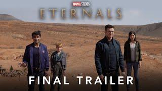 Marvel Studios' Eternals | Final Trailer | In Cinemas November 5