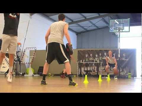 Basketball Development Training Program - Elite Athletes Group Workouts Off-Season 2012