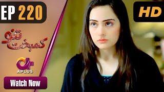 Drama | Kambakht Tanno - Episode 220 | Aplus ᴴᴰ Dramas | Tanvir Jamal, Sadaf Ashaan