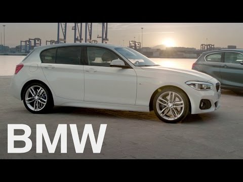 The all-new BMW 1 Series. All you need to know.