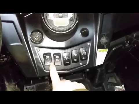 Polaris RZR Switch Panel Installation