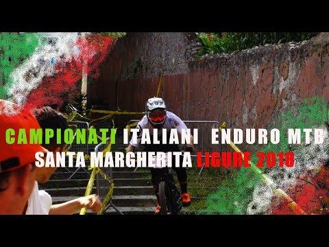 Campionati Italiani Enduro MTB 2018 - Santa Margherita Ligure