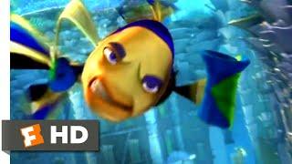Shark Tale (2004) - Oscar vs. Lenny Scene (7/10)   Movieclips